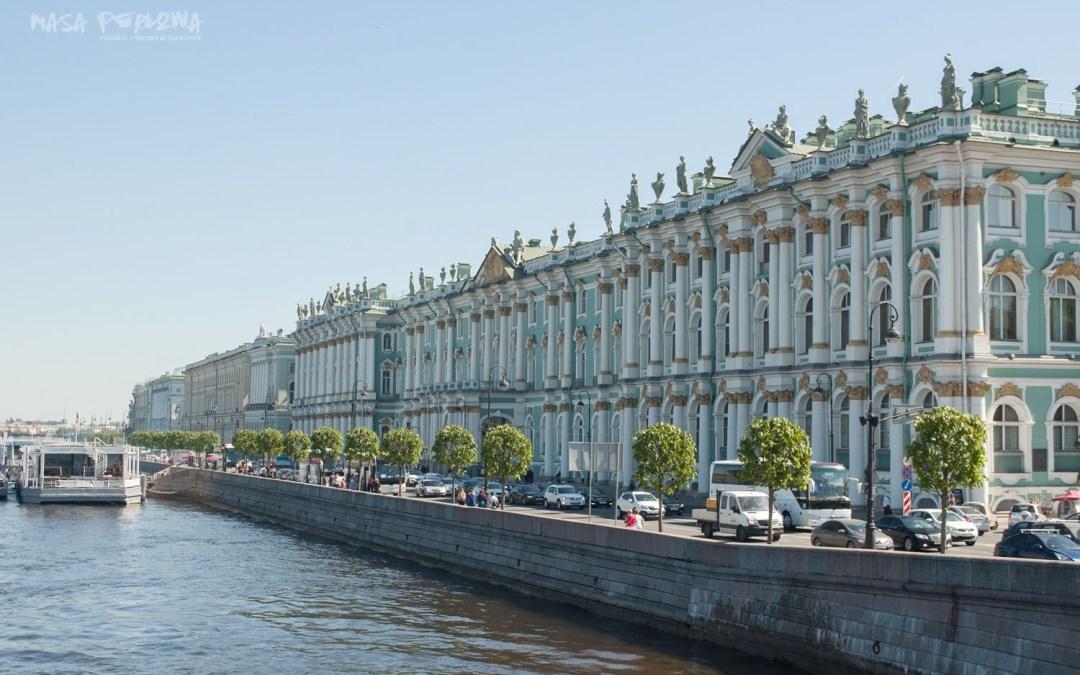 Sankt Petersburg to nie tylko Białe Noce. Zwiedzanie z bezpłatną wizą