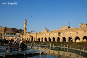 Irbil bazar cytadela centrum Kurdystan