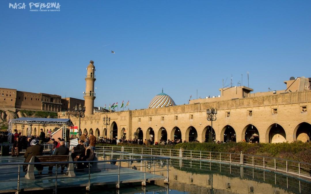 Irbil: co zobaczyć w stolicy irackiego Kurdystanu [WIDEO]