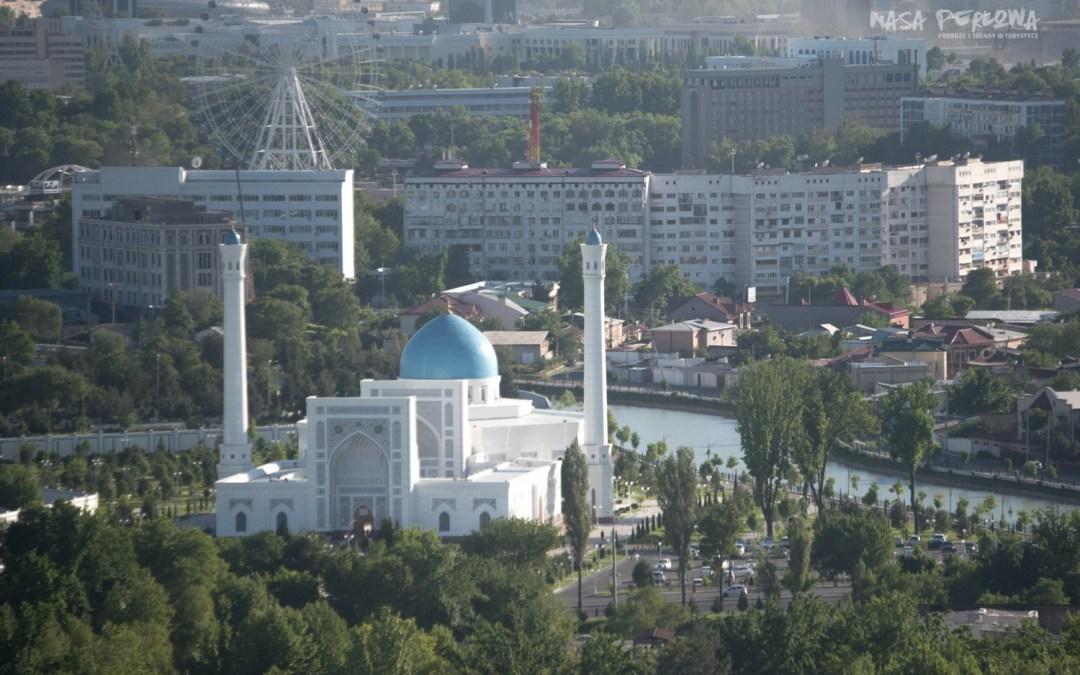 Taszkent w jeden dzień. TOP 10 atrakcji [WIDEO]