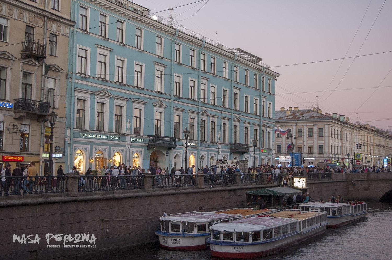 Sankt Petersburg Fontanka