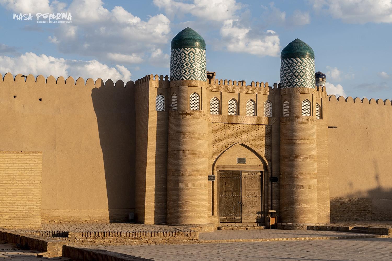 Brama Chiwa Uzbekistan