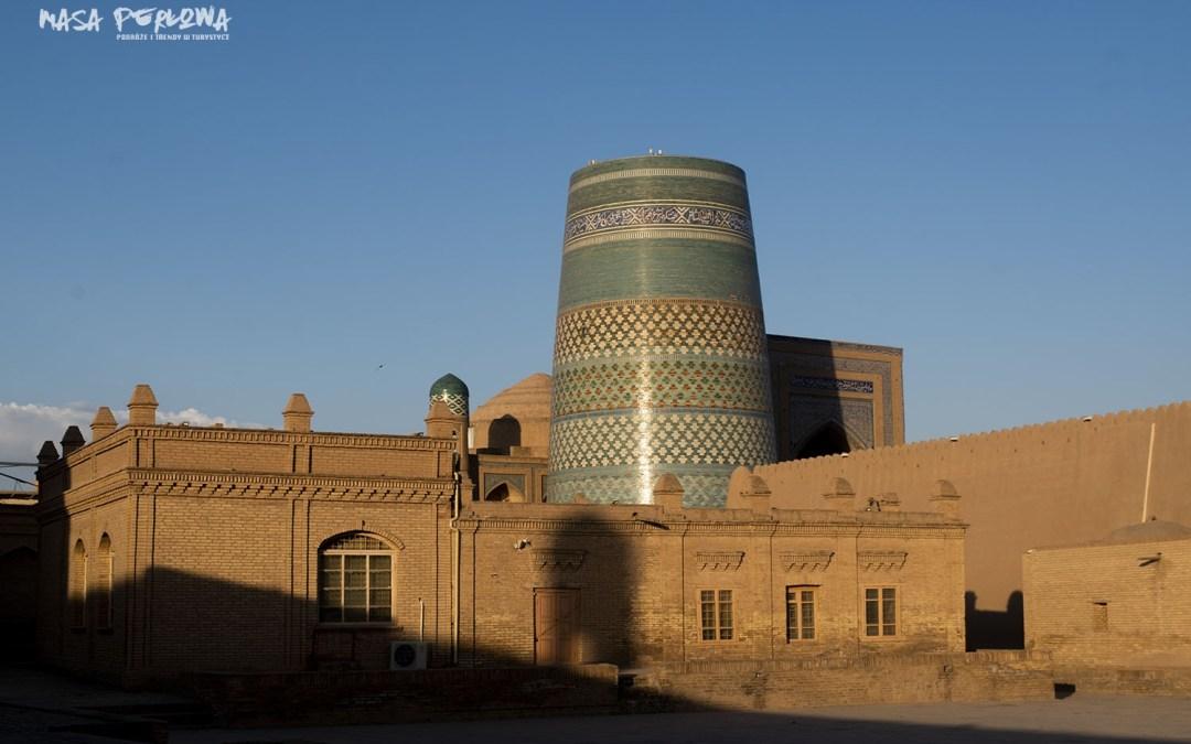 Co zobaczyć w Chiwie? Wizyta w uzbeckiej oazie [WIDEO]