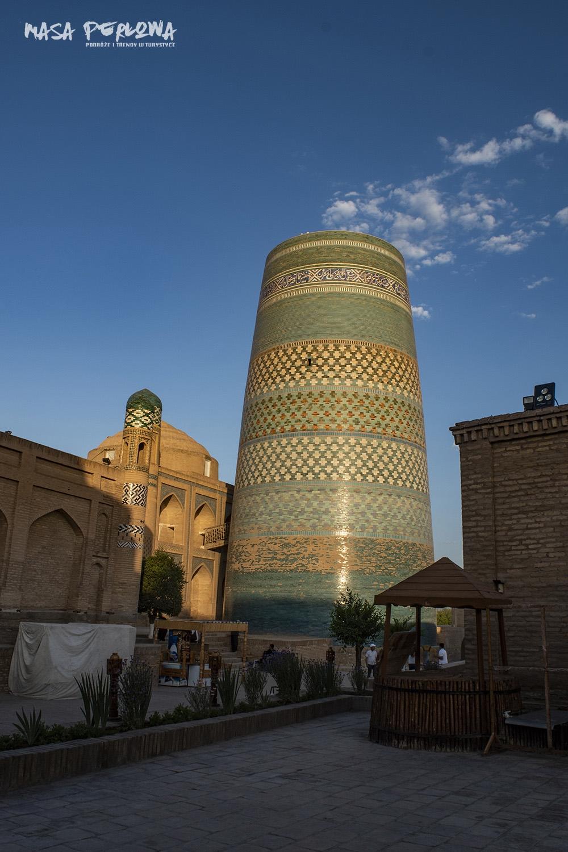 minaret Kalta Minor Chiwa Uzbekistan