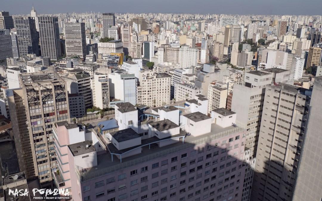 São Paulo: jak odnaleźć się w betonowej dżungli?