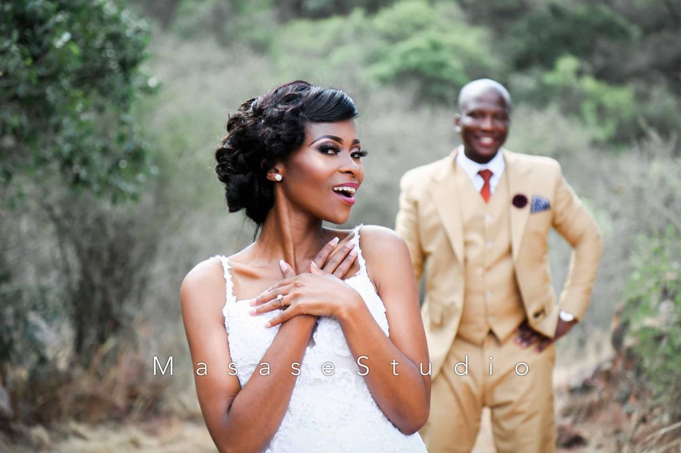 Wedding Photographer in Louis Trichardt at Mount Azimbo Lodge