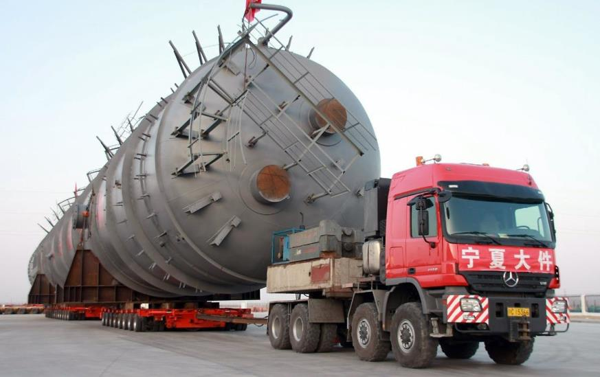 Ekspedisi Spesialis Heavy Cargo murah