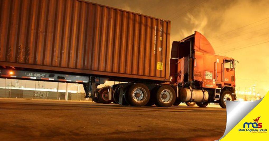 kelebihan dan kekurangan pengiriman barang lewat darat