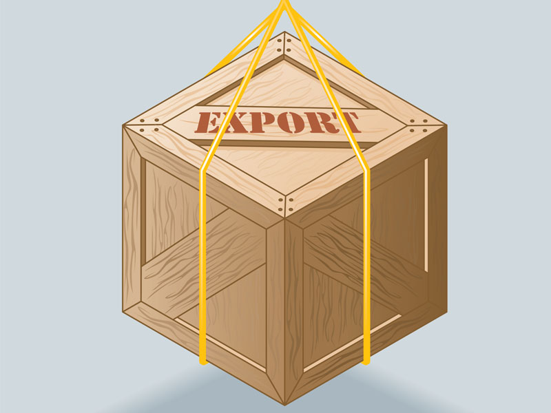 ekspor adalah