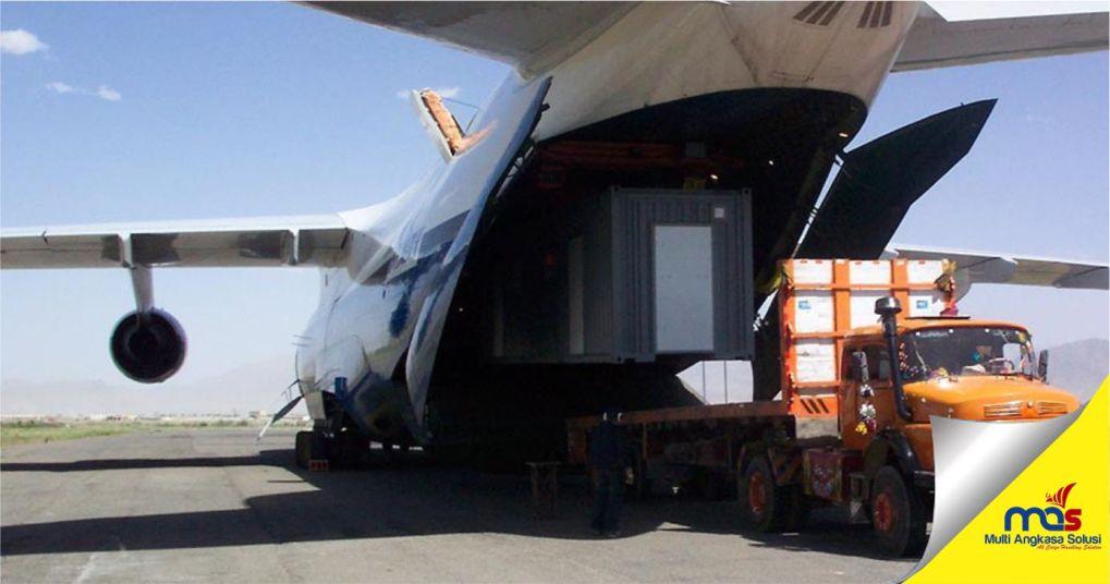 cargo specialis udara