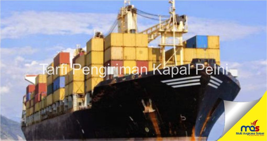 tarif pengiriman kapal pelni