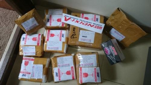 kerusakan dalam pengiriman barang