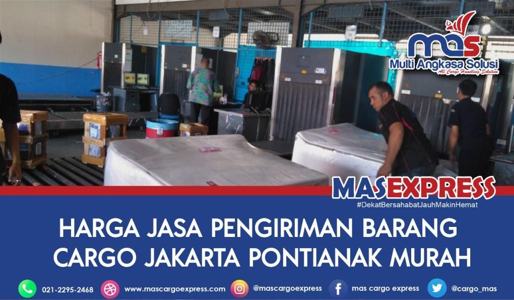 Pengirirman Jakarta Pontianak murah