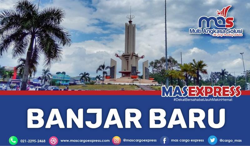 Pengiriman Barang Jakarta-Banjarbaru termurah