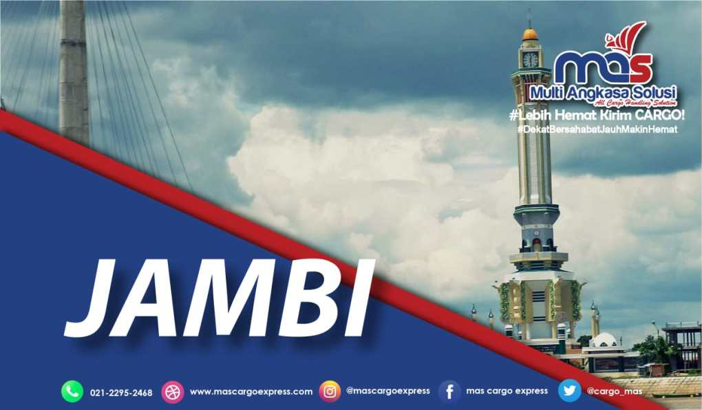 Pengiriman Barang Jakarta-Jambi
