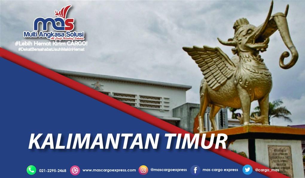 Daftar kota di Kalimantan Timur
