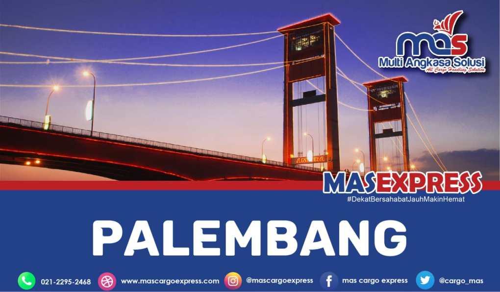 Pengiriman Barang Jakarta-Palembang