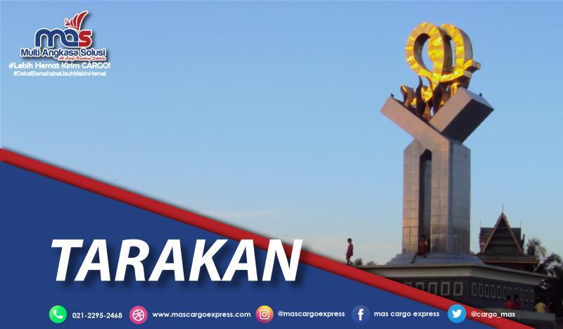 pengiriman barang Jakarta-Tarakan termurah
