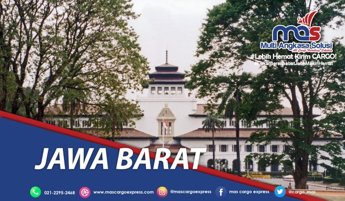 Daftar Kota di Jawa Barat