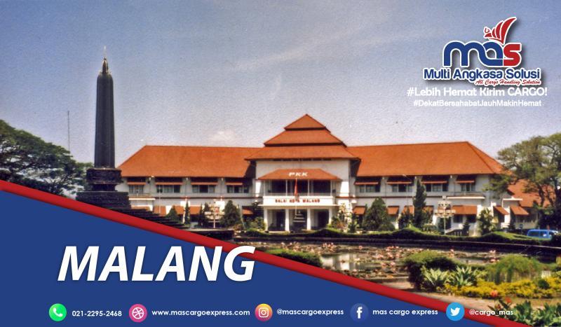 Pengiriman Barang Jakarta Malang terjamin