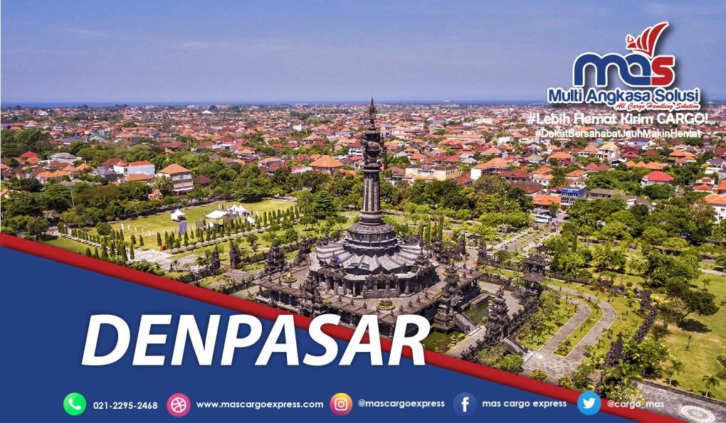 Pengiriman Barang Jakarta-Denpasar