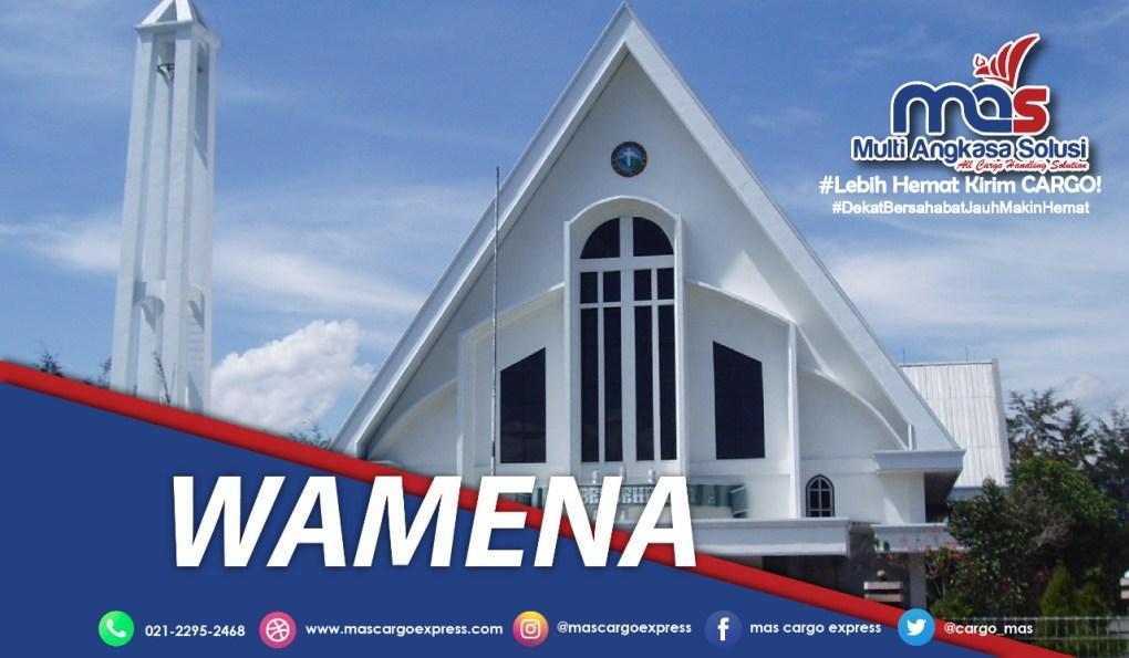 Pengiriman Barang Jakarta-Wamena