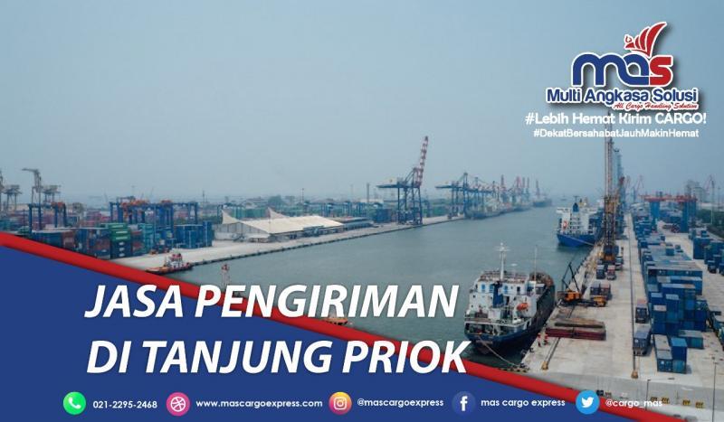 Jasa Pengiriman di Tanjung Priok terbaik