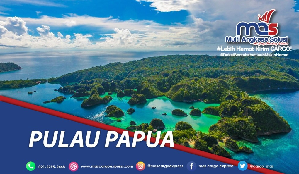 Pengiriman Barang Jakarta-Papua teraman