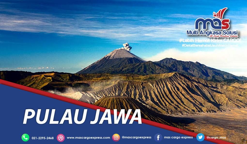 Pengiriman Barang Jakarta-Jawa