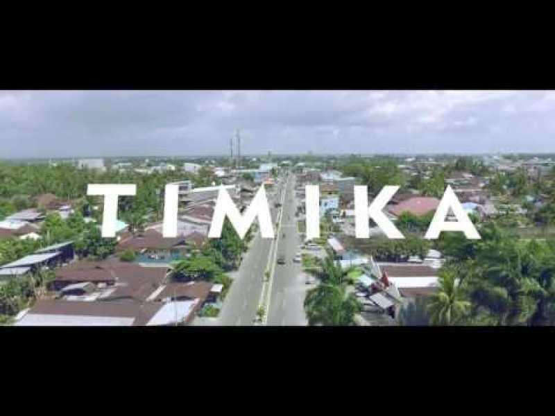 Pengiriman Barang Jakarta-Timika murah