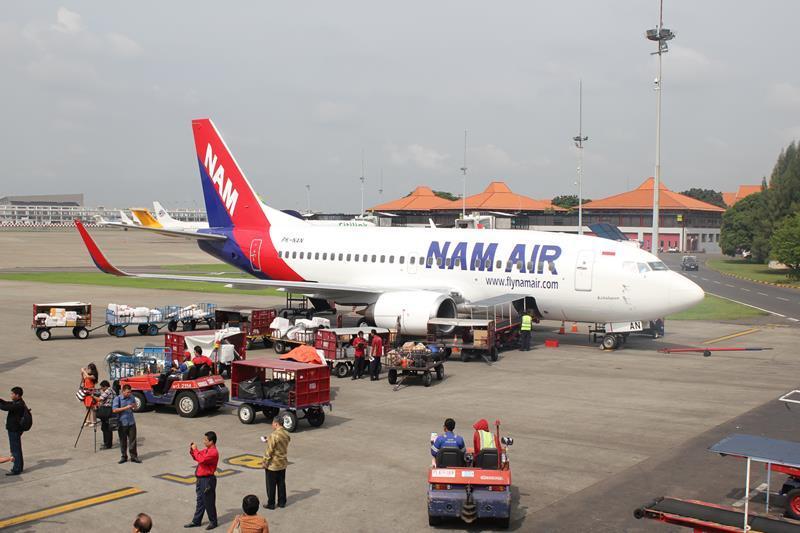 Jasa Pelayanan Pengambilan Barang Domestik NAM Air