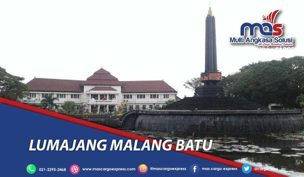 Jasa dan Tarif Ekspedisi Lumajang Malang Batu Murah