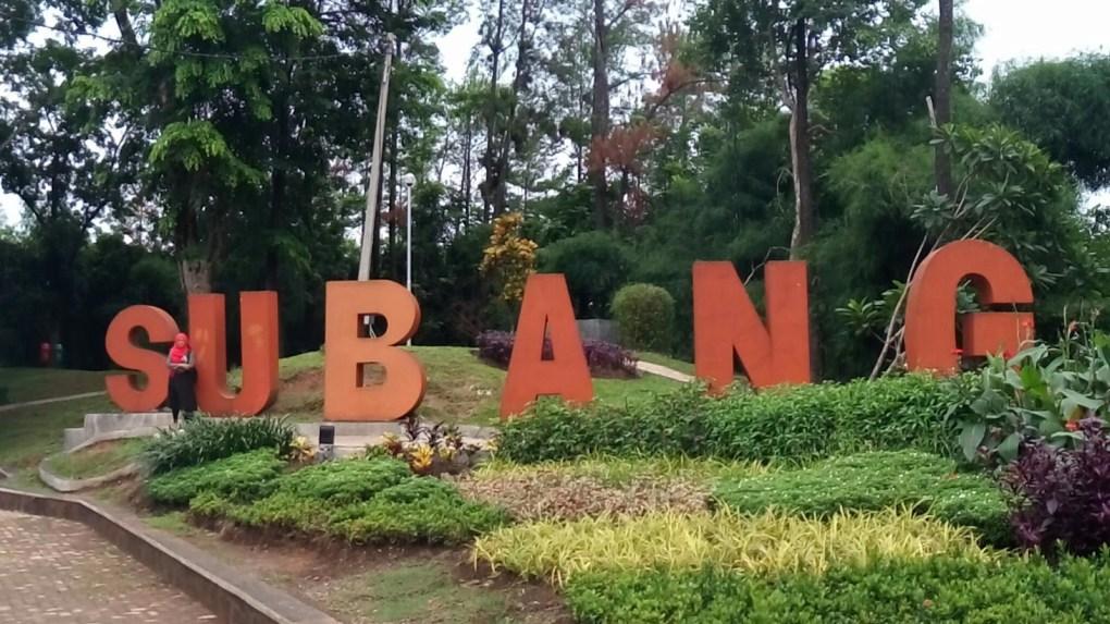 Jasa dan tarif pengiriman kabupaten subang