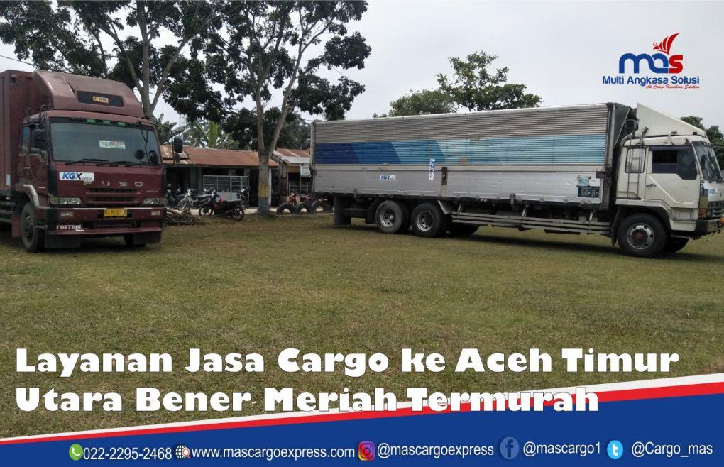 Jasa dan Tarif Ekspedisi Aceh Timur Utara Bener Meriah