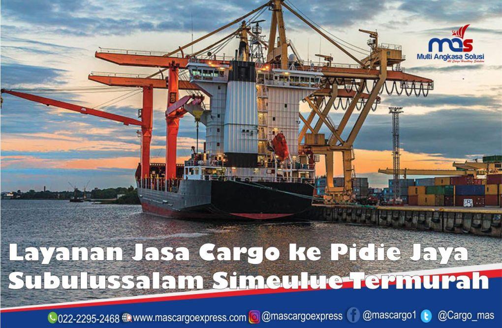 Jasa dan Tarif Ekspedisi Pidie Jaya Subulussalam Simeulue