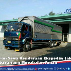 Sewa Truk Jakarta Surabaya