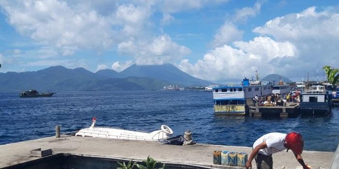 pengiriman cargo ke pulau sula