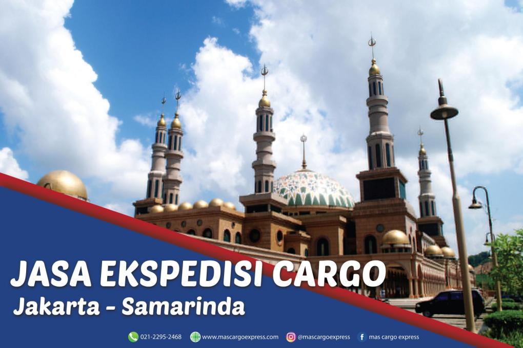 Jasa Ekspedisi Jakarta Samarinda Cepat Terpercaya