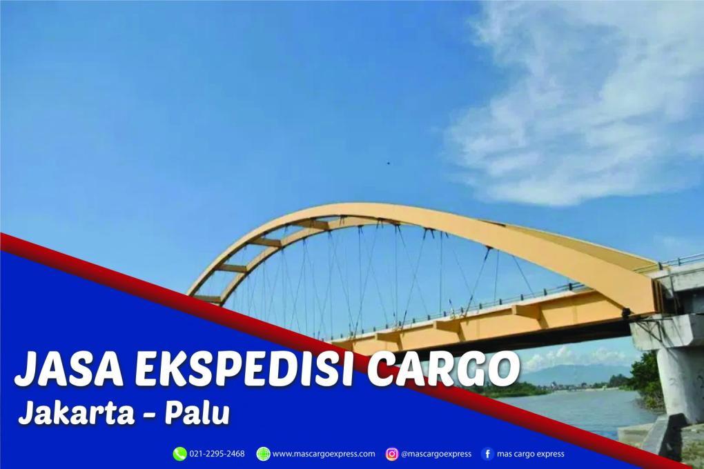 Jasa Ekspedisi Cargo Jakarta ke Palu berkualitas dan di percaya