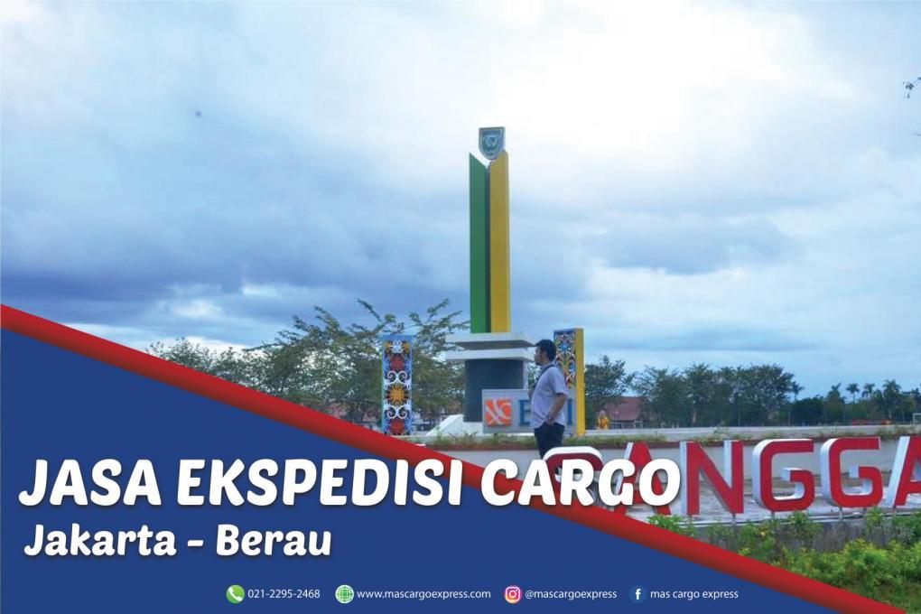 Jasa Ekspedisi Cargo Jakarta ke Berau Murah, Cepat, Aman dan Bergaransi