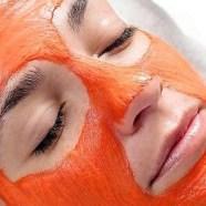 mascarilla exfoliante casera para la cara