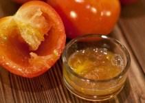 Mascarilla de tomate para la barba