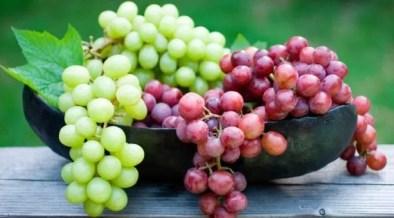 Mascarilla de uva para el cabello