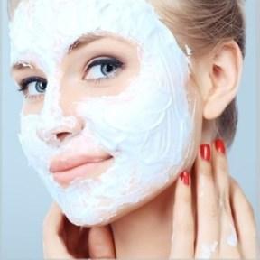 Mascarilla de yogur para el acné