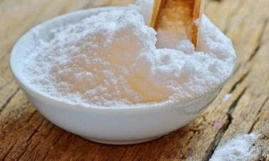 Mascarilla de bicarbonato de sodio para la cara