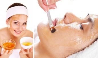 Mascarilla de huevo y miel para las arrugas