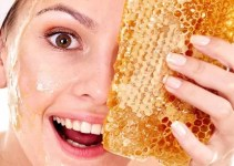 mascarilla de miel y huevo
