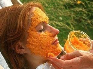 mascarilla de zanahoria para las arrugas