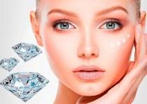 Mascarilla de diamante