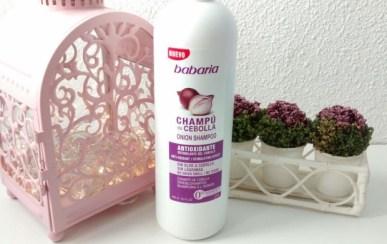 Shampoo de Cebolla Para que sirve